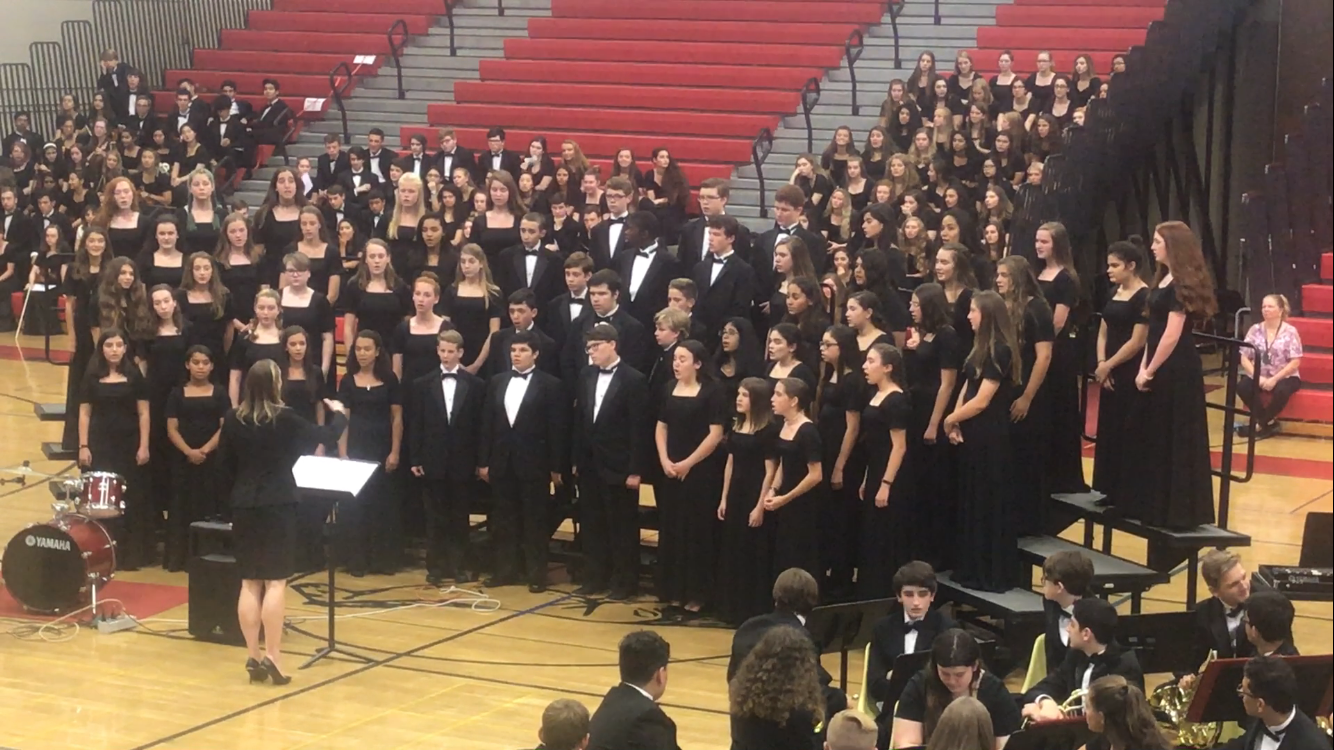 Warde Music Opening Concert