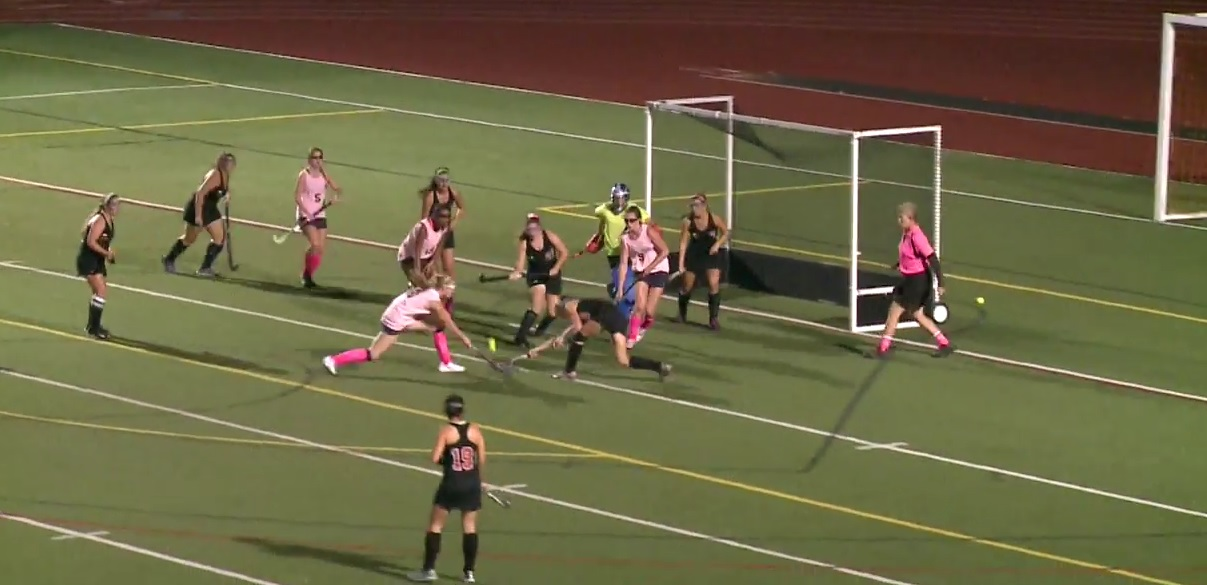 Warde Field Hockey Defeats Ludlowe, On Road to FCIACs