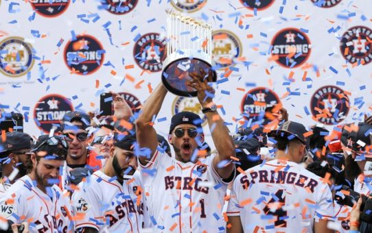 Astros, Red Sox Tied-Up in Scandal of Century