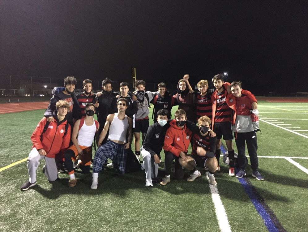 Boys' Soccer: A Game in the Life of 4-7-1 Season