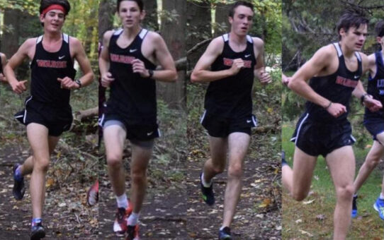 The Steps to Success with the Boys' XC Captains